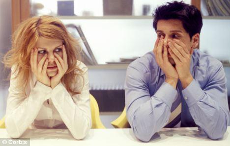 stressed-couple